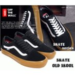 VANS VN000ZD4BW9 OLD SKOOL PRO BLACK/WHITE/MEDIUM GUM