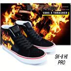 VANS SK8-HI PRO THRASHER/【バンズ ヴァンズ スケートハイ プロ スラッシャー】/送料無料/【USA企画】