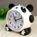 Olive-G パンダ の かわいい 目覚まし時計 置時計 電子 メロディ ライト タイプ
