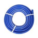 送料無料散水ホース/水まきホース 〔20m〕 ホース内径:15mm 耐圧仕様 防藻 ホワイトライン入り 『アレス』