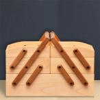 ソーイングボックス 木製 裁縫箱 おしゃれ 針箱 日本製 道具箱 国産