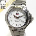 ショッピングタグ TAG HEUER キリウム プロフェッショナル 200M メンズ腕時計 クォーツ 文字盤ホワイト WL1110-0 【送料無料】【mens】【watch】
