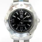 ショッピングタグ TAG Heuer 2000シリーズ エクスクルーシブ マウントフッド クオーツ デイト 文字盤ブラック メンズ腕時計 WN111F 【メンズ】【watch】.【z80526*hmn】