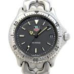 ショッピングタグ TAG Heuer セルシリーズ ボーイズ腕時計 デイト クオーツ SS 文字盤グレー S99.213M 【ボーイズ】【watch】.【z80618*hmn】
