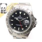 ROLEX エクスプローラー2 Ref 16570 A番 SS ブラック文字盤 メンズ腕時計 オートマ