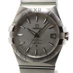 OMEGA メンズ腕時計 コンステレーション コーアクシャル クロノメーター 自動巻き Ref. 123.10.35.20.02.001 SS シルバー文字盤