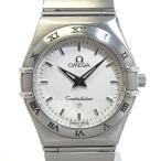 OMEGA コンステレーション SS レディース腕時計 文字盤ホワイト クオーツ 1572.30 【レディース】【watch】.【z80623*hmn】