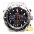 OMEGA シーマスター プロフェッショナル SS Ref.212.30.44.50.01.001 メンズ腕時計 ブラック文字盤中古