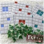 インテリアモザイクタイル シート シール 壁 デコレ ポップキャンディ 10枚セット 北欧 カフェ タイル キッチン セール