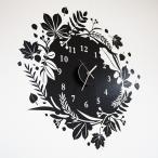 シール 時計 クロック 掛け時計 新築祝い 引越 おしゃれ 北欧