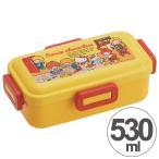 お弁当箱 サンリオ キャラクターズ70s ふんわり弁当箱 1段 530ml ( 弁当箱 ランチボックス ドーム型 )