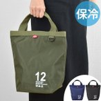 ランチバッグ ANCIENT ランチトートバッグ 12 ファスナー付 ( 保冷バッグ お弁当袋 クーラーバッグ )