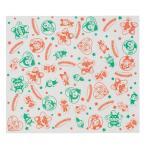 ワックスペーパー アンパンマン あんぱんまん 包み紙 紙製 10枚入 ( ラッピングペーパー お菓子 包装紙 )
