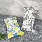 ティッシュケース ムーミン 北欧 布 ティッシュカバー 吊り下げ ( 引っ掛け 布製 ティッシュペーパー ケース ホルダー )