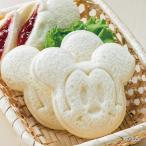 サンドイッチ 抜き型 ダイカットサンドパンぬき型 ミッキーマウス ( ミッキー サンドイッチメーカー お弁当 キャラ デコ弁 )