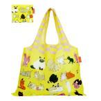 エコバッグ 2way Shopping Bag 猫まみれ デザイナーズ ( ショッピングバッグ 買い物バッグ マイバッグ エコバック )