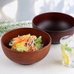 麺どんぶり SEE 樹脂製 木製風 軽くて割れにくい ラーメン鉢 レンジ対応 食洗機対応 1500ml ( どんぶり鉢 丼鉢 サラダボール 食器 )