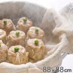 蒸し布 ビストロ先生 88×88cm ( 4升用 蒸し料理 ぬか漬け 炊飯ジャー )
