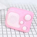 防滴ラジオ 防水ラジオ AM/FM防滴ラジオ ( 小型ラジオ バス用品 風呂用品 )