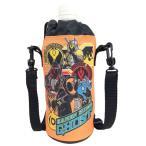 (キャラアウトレット)ペットボトルホルダー 肩掛けベルト付き 仮面ライダーゴースト 500ml用 ( ペットボトルケース ペットボトルカバー 子供用 )