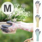 ガーデングローブ マイリトルガーデンロングM ( ダンロップ 園芸用手袋 作業手袋 )