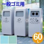 屋外用ゴミ箱 60L アーバンポケット 灰皿なし 一般ゴミ用 ( ダストボックス 分別 業務用 テラモト )