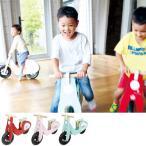 バランスバイク 大型玩具 ライドオンスクーター 木