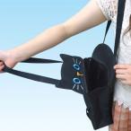 ■在庫限り・入荷なし■ねこのぱくぱくバッグ クロ ねこのしっぽ ( ショルダーバッグ サブバッグ 肩掛けバッグ )