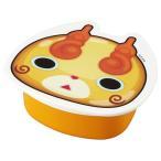 お弁当箱 デザートケース シール容器 妖怪ウォッチ ぷにぷに コマじろう 子供用 ( ミニケース フルーツケース 果物入れ )