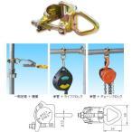 伊藤製作所 123 ワンツースリーリング付クランプ 滑車などの吊下げ金具 NTD-D