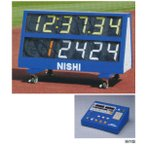 ニシスポーツ フィニッシュタイマーW MS301W