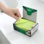 サンコー ペット用 食器洗い BH-82 6×8cm グリーン 20枚入