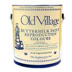 バターミルクペイント 自然塗料 Old Village Paint(オールドビレッジ) 3785ml