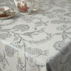 テーブルクロス 北欧 撥水 約130x170cm(長方形4人掛け)ジャガード織 グルナード