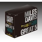 ESOTERIC マイルス・デイビス GREAT 5 (SACD-BOX)