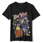 Tシャツ 半袖 メンズ・レディース ブルドッグ 【バスケットボール】 デザイン イラスト 犬 雑貨 グッズ (M〜XL) 父の日