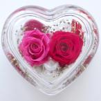 プリザーブドフラワー ギフト 【Love(彫刻メッセージなし)】プリザーブドフラワー プリザーブドフラワー 誕生日