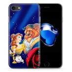 【 国内未発売 】 ディズニー プリンセス 美女と野獣 ベル デザイン iPhone ケース