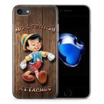 【 国内未発売 】 ディズニー ピノキオ iPhone ケース