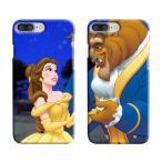 【 国内未発売 】 ディズニー プリンセス 美女と野獣 ベル iPhone ペアケース