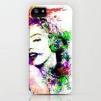 【 国内未発売 】 ソサエティシックス Society6 Marilyn Monroe マリリンモンロー iPhone galaxy ケース