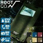 スマホ 完全防水ケース スマートフォン 防水ケース iPhone6s 防水ケース アイフォン6s 耐摩耗性 ROOT CO. H2O Water Proof Shell. IPX8 ルートコー