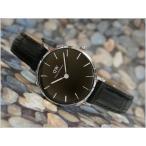 ダニエル ウェリントン DANIEL WELLINGTON 腕時計 DW00100235 DW00600235 シルバー 28mm PETITE READING ペティット レディング ブラック