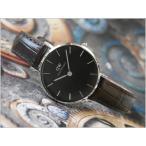 ダニエル ウェリントン DANIEL WELLINGTON 腕時計 DW00100238 DW00600238 PETITE 28mm YORK S BLACK