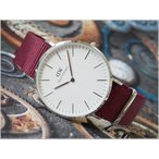 ダニエル ウェリントン DANIEL WELLINGTON 腕時計 DW00100268 DW00600268 シルバー 40mm CLASSIC ROSELYN クラシック ロズリン