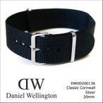 ダニエル ウェリントン DANIEL WELLINGTON 替ベルト 20mm幅 (時計直径40mm用) DW00200136