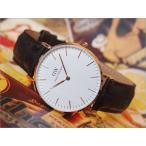 ダニエル ウェリントン DANIEL WELLINGTON 腕時計 DW00100038 DW00600038 ローズゴールド 36mm CLASSIC YORK クラシック ヨーク 0510DW
