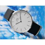 ダニエル ウェリントン DANIEL WELLINGTON 腕時計 DW00100258 DW00600258 シルバー 40mm CLASSIC CORNWALL クラシック コーンウォール