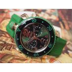 ガガミラノ GAGA MILANO 腕時計 7011.02 ラバーベルト