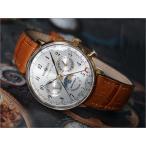 ツェッペリン ZEPPELIN 腕時計 7039-1 ヒンデンブルク クォーツ 36MM レザーベルト